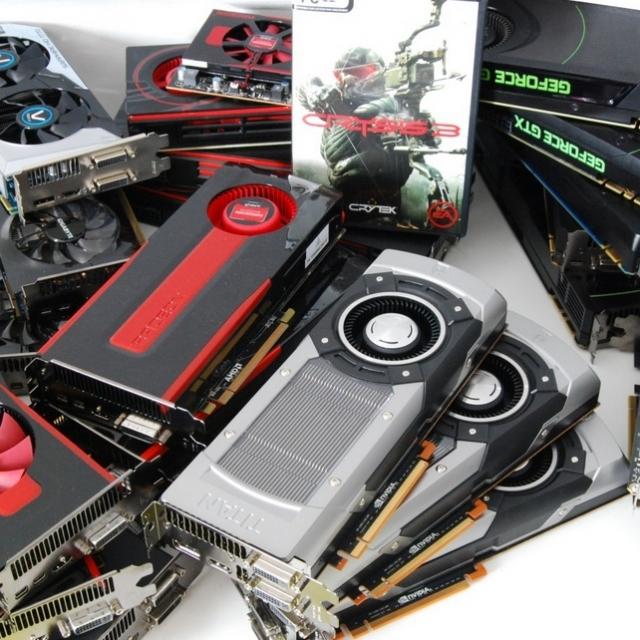 Видеокарты снова быстро дорожают. Наименьшая наценка сейчас на самую дорогую модель AMD