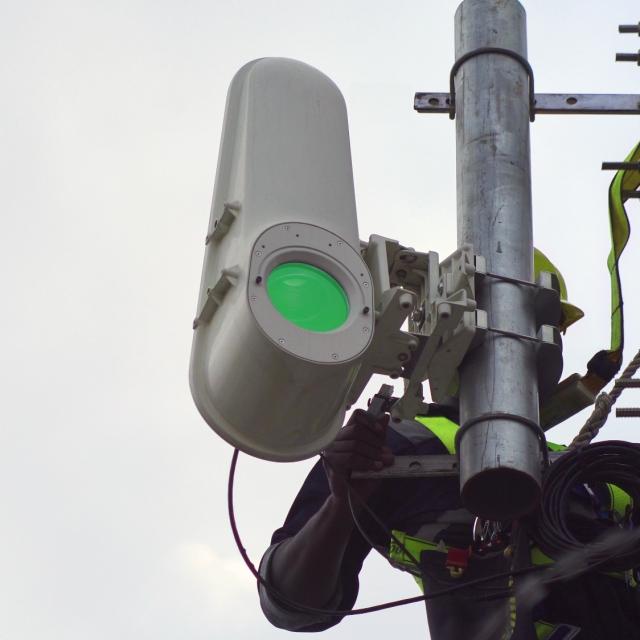 Передача данных по воздуху с использованием лазеров. Alphabet запустила новый проект Taara